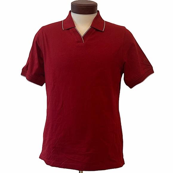 Extreme 75009 Ladies Cotton Jersey Polo - Crimson